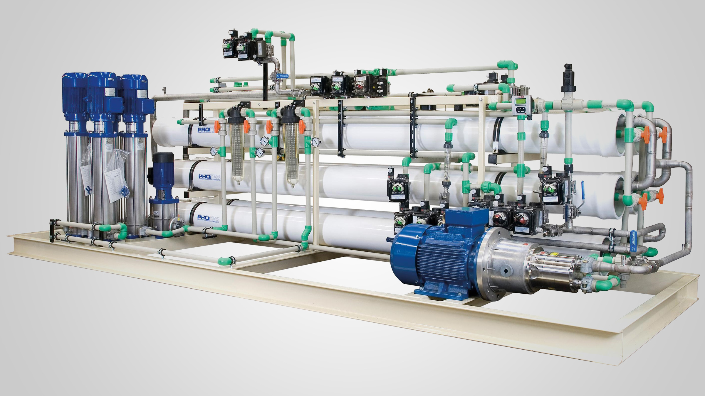 Sea Water Reverse Osmosis Systems Nectar Water Technologies